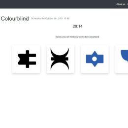 Colourblind® (online version)