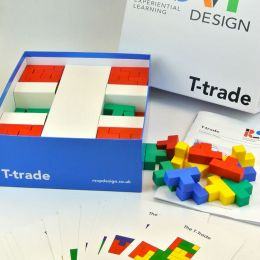 T-trade materials from RSVP Design