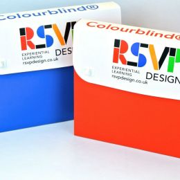 Colourblind Package Active Listening exercise materials from RSVP Design