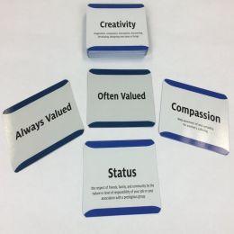Values Explorer Card Examples