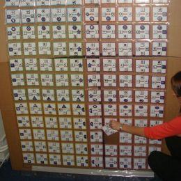 SuperSimbols game grid