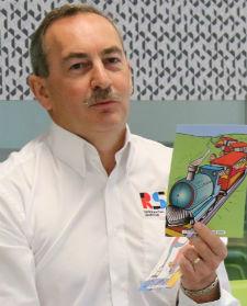 Graham Cook, Managing Director, RSVP Design
