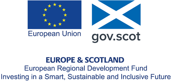 Europe & Scotland - European Regional Development Fund