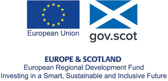 Europe & Scotland - European Regional Development Fund